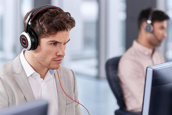 ANC-Headset