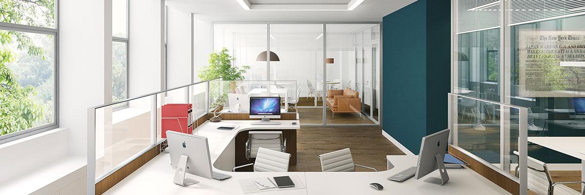 Bürolandschaft